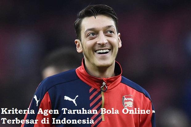Kriteria Agen Taruhan Bola Online Terbesar di Indonesia