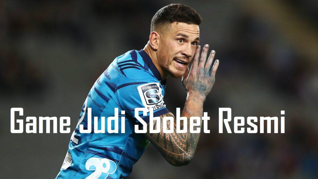 Game Judi Sbobet Resmi
